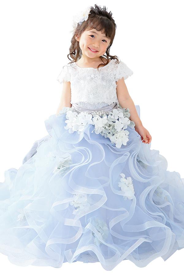 ユースマイル全店:七五三洋装(3歳女の子)C00471