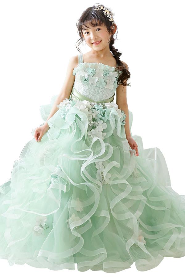 ユースマイル全店:七五三洋装(7歳女の子)C00472