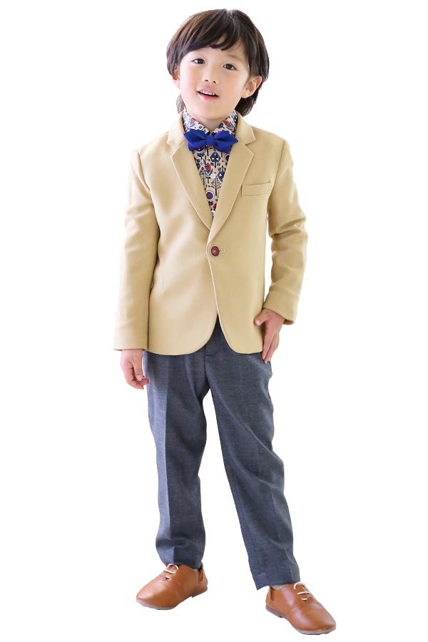 ユースマイル全店:七五三洋装(5歳男の子)C00474