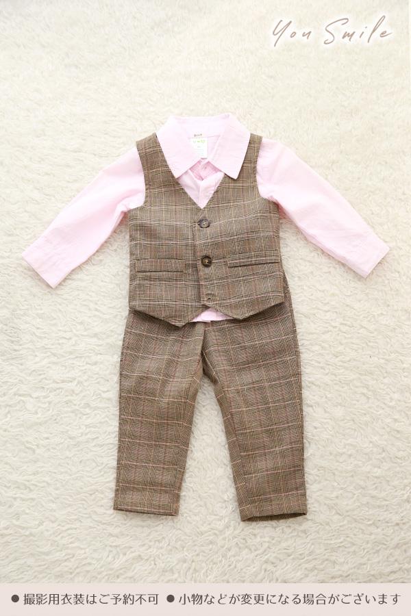 ユースマイル別府店:ベビー洋装(1歳男の子)8029