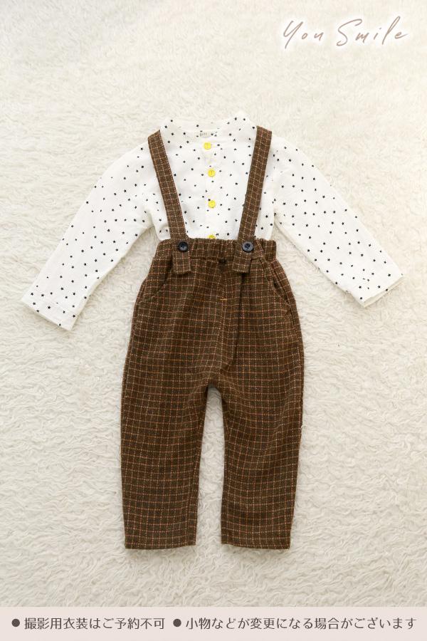 ユースマイル別府店:ベビー洋装(1~2歳男の子)8030