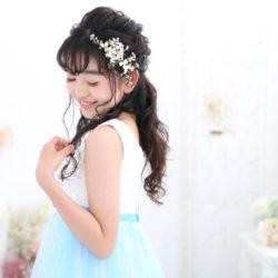 小学生卒業袴撮影のお写真(20)