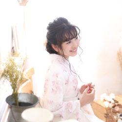小学生卒業袴撮影のお写真(21)